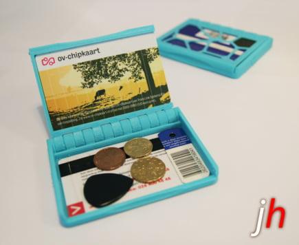 portofel imprimanta 3d