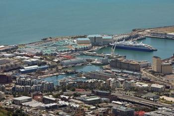 Portul Victoria si Alfred Africa de Sud