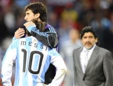 prea tarziu CM 2014: Maradona, despre sansa uluitoare a lui Messi