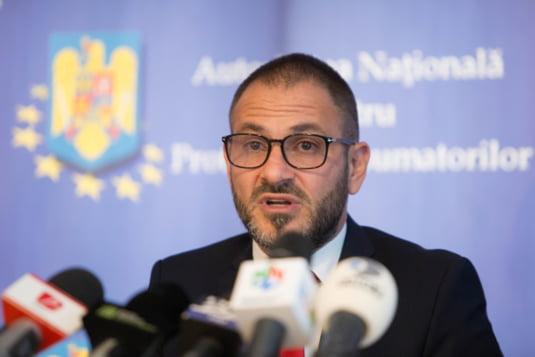 Presedintele ANPC, Horia Constantinescu