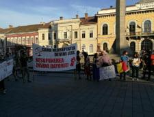 protest Cluj CCR revocare Kovesi