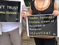 protest Iasi studenti Toader