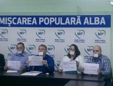 protest Miscarea Populara legea defaimarii
