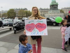 protest Paris Rosia Montana