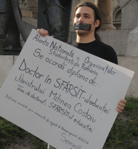 protest studenti OUG