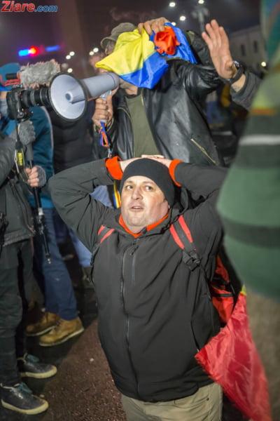 protest victoriei