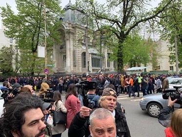 protestatari Liviu Dragnea