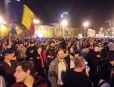 proteste Bucuresti Piata Universitatii