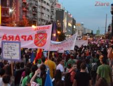 proteste Rosia Montana