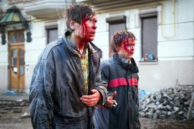 proteste violente Ucraina
