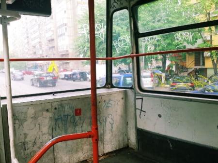 ratb tramvai murdar