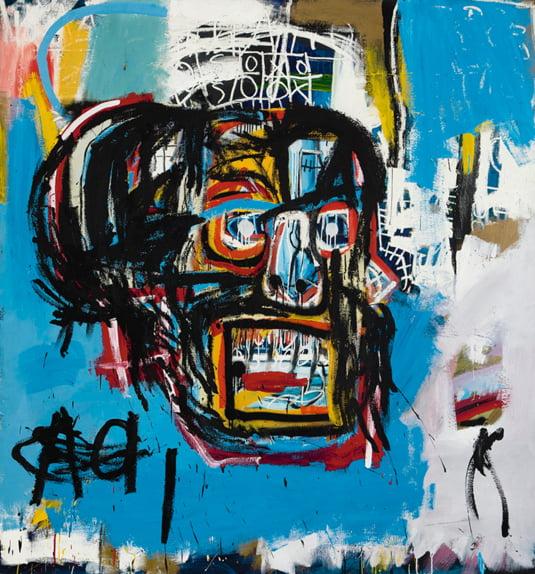 Record pentru un tablou de Basquiat
