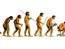 refacuta, cu stirea in fata, noutatea - Ne tragem din maimuta sau ne-a pacalit Darwin?