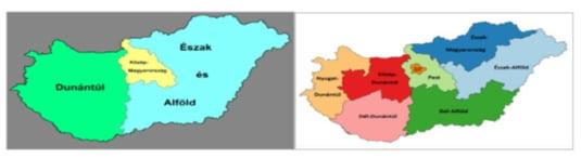 regiuni Romania Ungaria