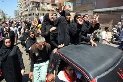 revolutie egipt
