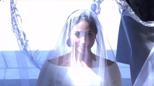 Nunta Regala Cum Arata Si Cine A Creat Rochia De Mireasa A Lui