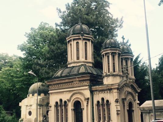 Sfarsit de saptamana in Bucuresti
