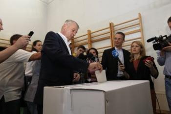 Sorin Oprescu vot