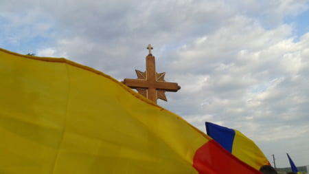 Steaguri cruce