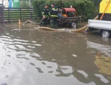strada inundata sector 1