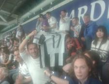 suporter Juventus stadion