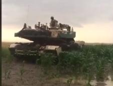 tancuri camp fetesti