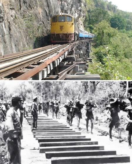 The Death Railway Thailanda