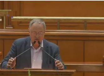 Toader dupa discursul lui Basescu