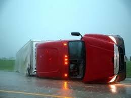Tornada Okalahoma - camion