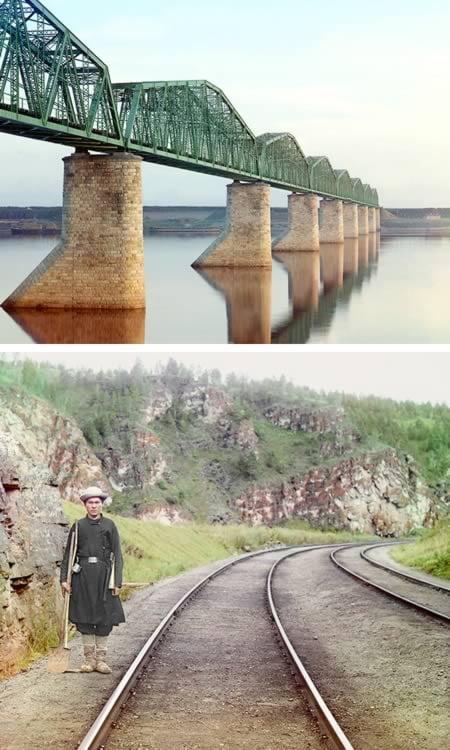 Trans-Siberian Rusia