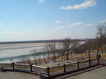 traseu Transsiberian Khabarovsk