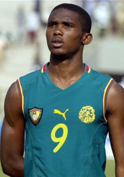 tricou reprezentanta Camerun