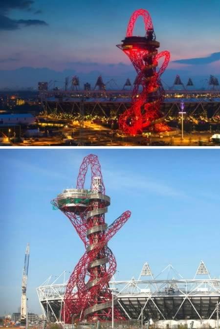 turn ArcelorMittal Londra