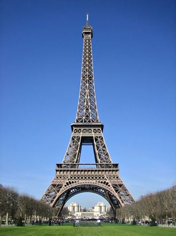 Turnul Eiffel constructie