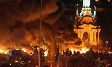 Ucraina foc