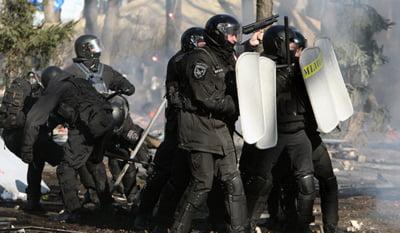 Ucraina, in prag de razboi civil: Proteste sangeroase la Kiev: 25 de morti LIVE