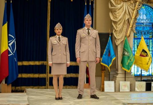 Uniforma Armata Romaniei 1