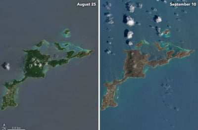 uragan Irma insule Caraibe pagube