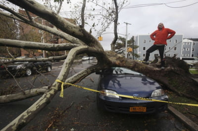 uragan sandy americani SUA