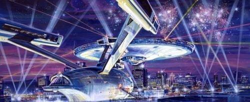 USS Enterprise din Las Vegas