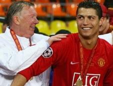 veche - Alex Ferguson, laude si dezvaluiri despre Cristiano Ronaldo