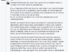 vot Varujan Pambuccian motiune