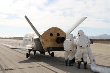 X-37B avion
