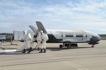 X-37B revenire Pamant