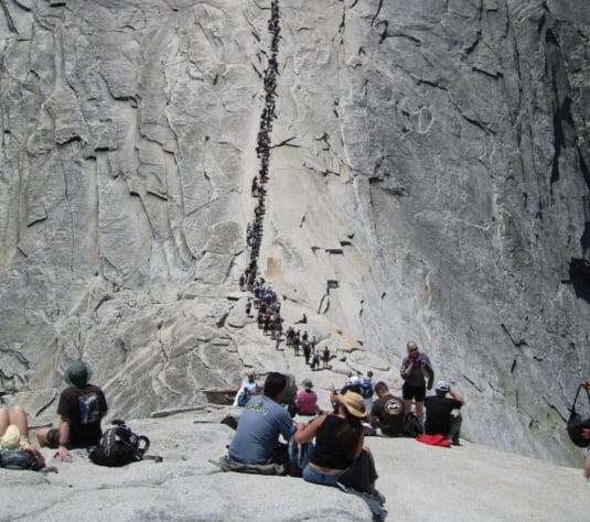 Yosemite''s Half Dome, USA